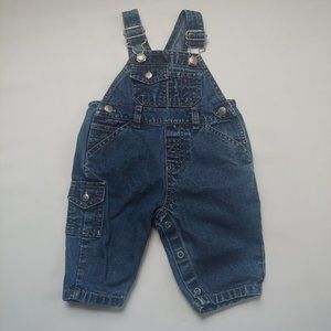 Baby gap overalls size xs 0 to 3 months